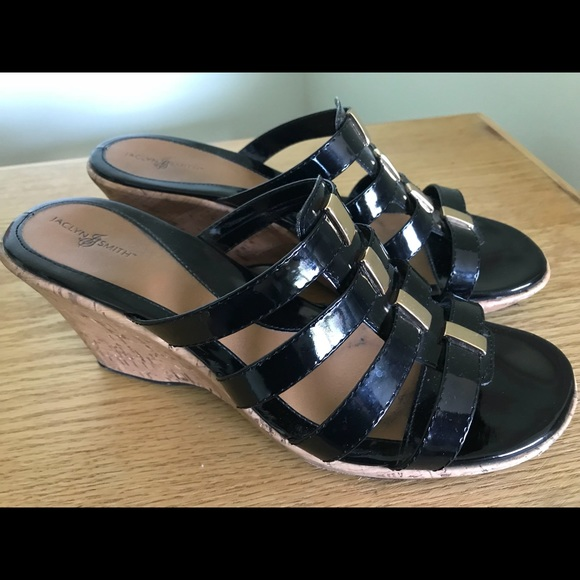 fd2c89354b Jaclyn Smith Shoes | Wedges | Poshmark